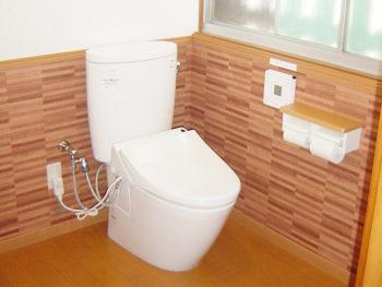 東根市 S様邸 トイレ改装リフォーム事例