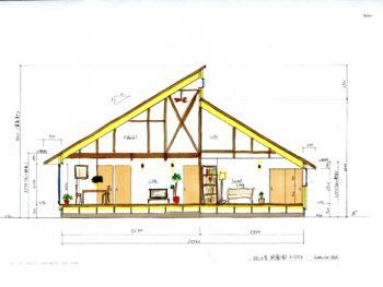 【6月15日開催】羽入の家の構造見学会を開催します!