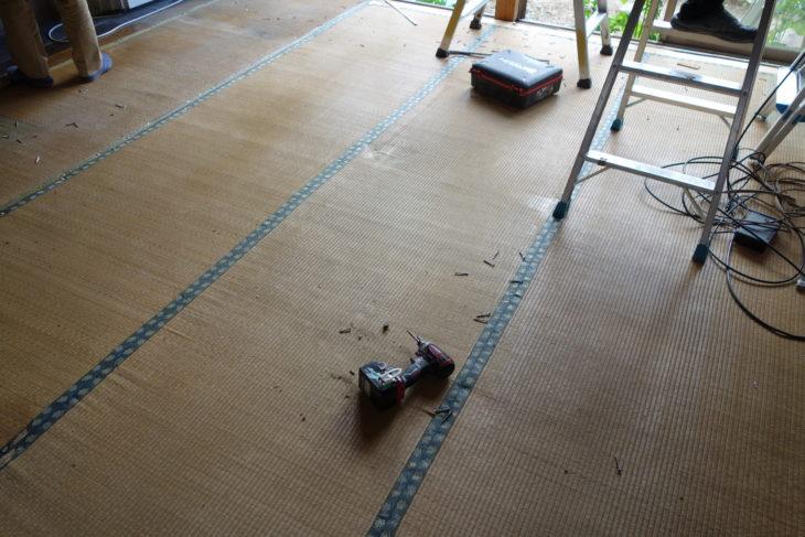 大石田町 蔵のある家 和室改装工事