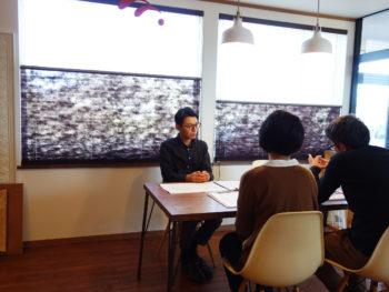1月の建築カフェを開催します!